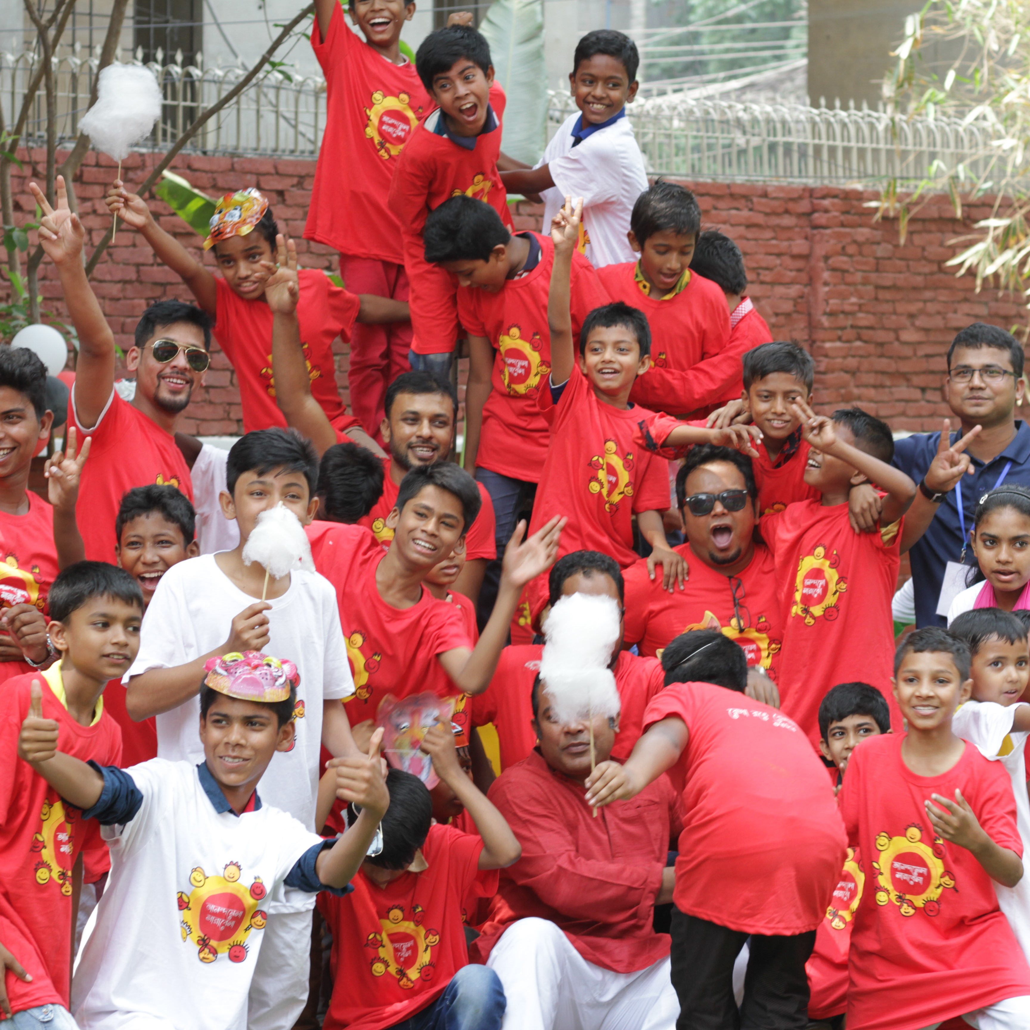 Gift a Day of Delight to Less Privileged Children