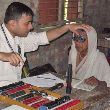 Cataract Operation for 50 underprivileged patients in Jashore